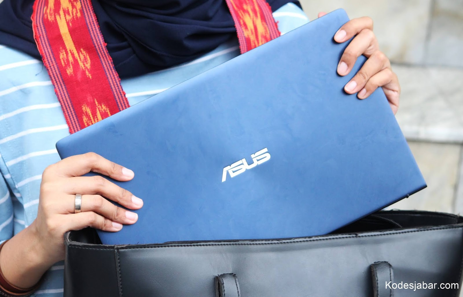 Asus Zenbook Blogger Gathering Roadshow Bandung