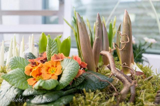 Haustür Deko: Ideen im Frühling zu Ostern um den Hauseingang zu dekorieren