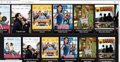 IndoFilms web download film indonesia