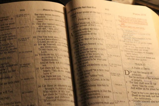 The Holy Bible, The Word, Living From Glory To Glory Blog...