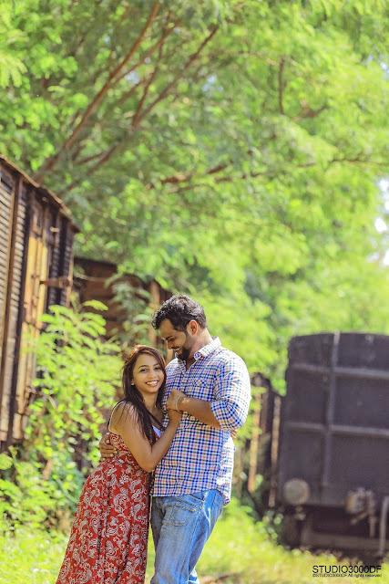 MP Bandula Gunawardena's Son's Wedding Pre Shoot