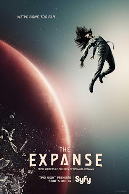 The Expanse (TV Series) S01 DVD R2 PAL Spanish