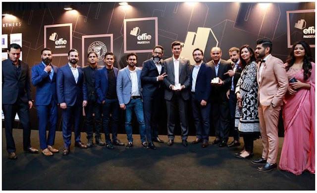 Telenor Pakistan Scoops Four Awards at Effie Awards 2019