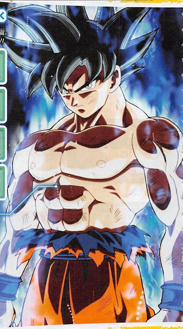 "La nueva transformación de Son Goku en ""Dragon Ball Super""."