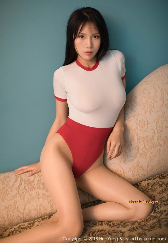 HuaYang 2018 10 11 Vol.088 Li Ke Ke MrCong.com 033 wm - HuaYang Vol.088: Người mẫu Li Ke Ke (李可可) (45 ảnh)