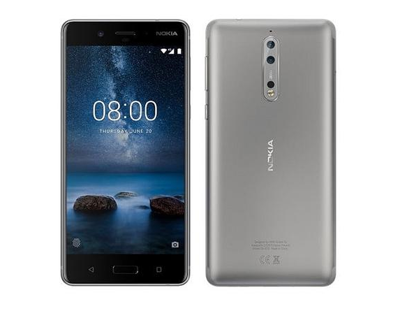 Nokia 8 (2018) Aka Nokia 8 Sirocco Expected to Launch at MWC 2018 With Snapdragon 845 SoC