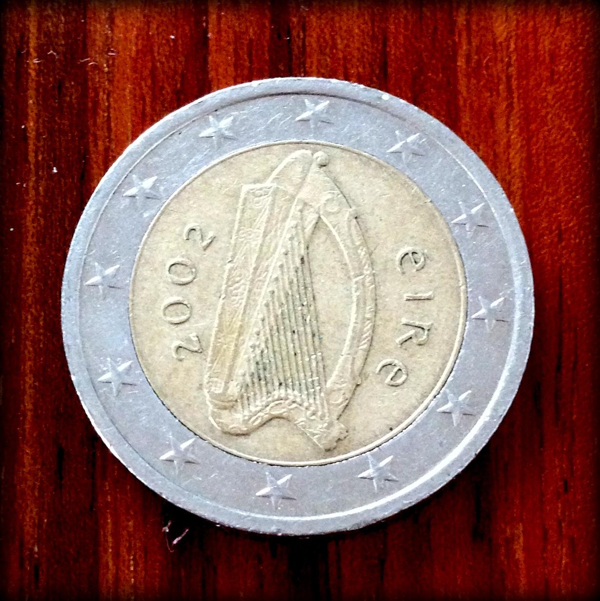 2ユーロコインの絵柄
