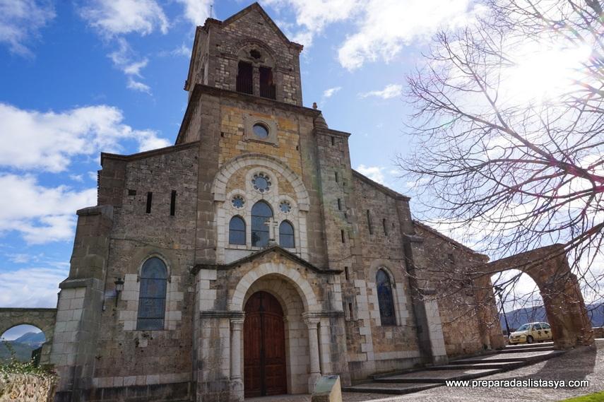 Iglesia de Frías