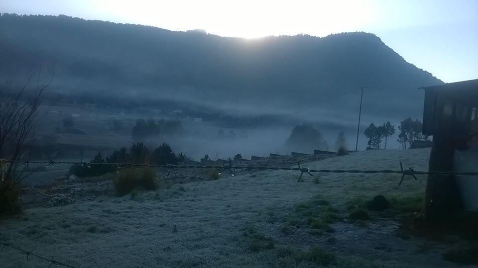 Severa helada afecta nuevamente a San Carlos Sija, Quetzaltenango