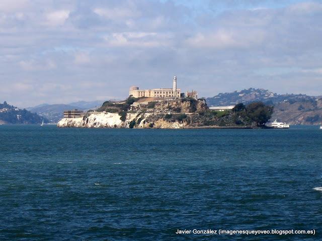 San Francisco - Isla de Alcatraz - Alcatraz island