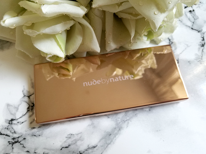 Review: nude by nature - Contour Palette 2 Madame Keke Beauty Blog