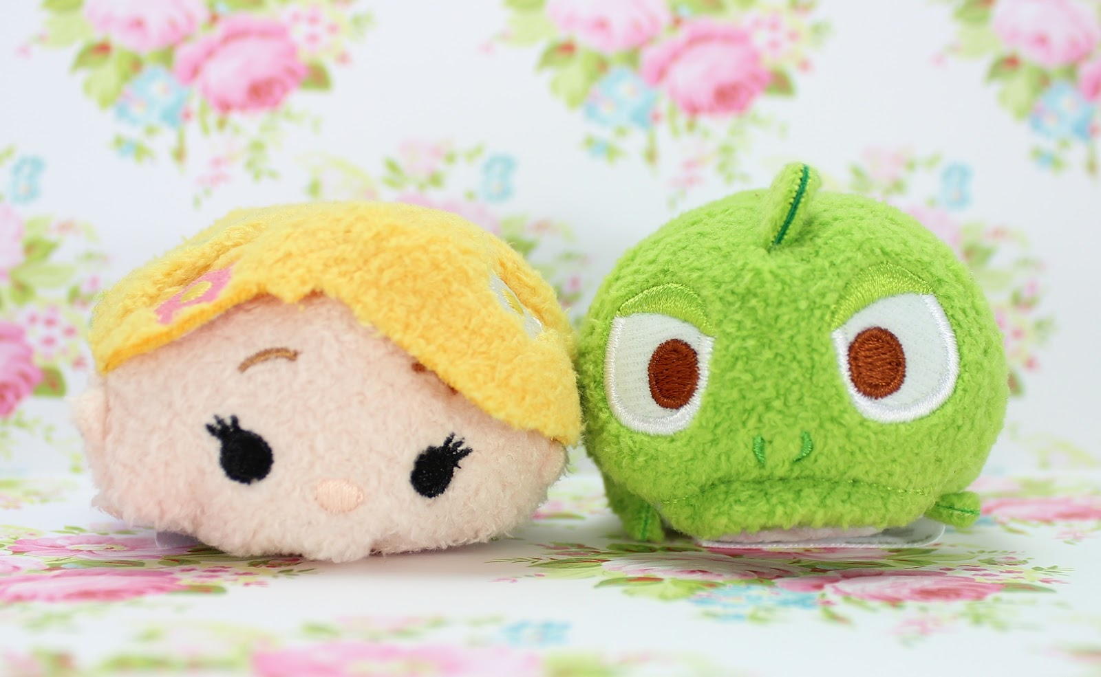 Tangled Tsum Tsums