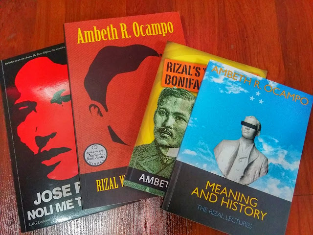 All About Jose Rizal books