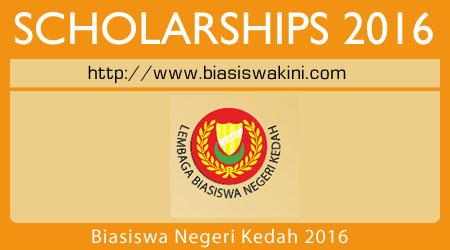 Pinjaman Pelajaran Lembaga Biasiswa Negeri Kedah 2016