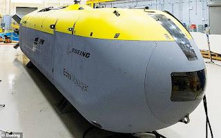 Proyek Kapal Selam Boeing Echo Voyager
