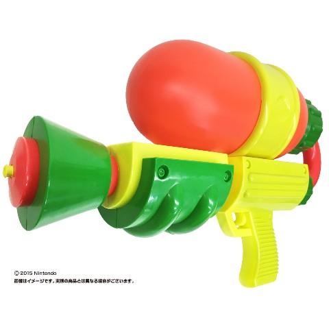 愛玩犀牛: 《漆彈大作戰》「漆彈槍」造型水槍 7月18日發售!