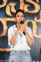 Manjusha and Rakul Preet Singh At Jaya Janaki Nayaka le Logo Launch ~  Exclusive 044.JPG