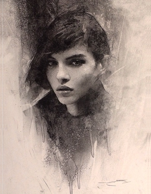 23-Casey-Baugh-Portrait-Drawings-of-Charcoal-Studies-www-designstack-co