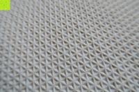 """Unterseite: Norcho Weiche Mikrofaser Badematte Luxus Rutschfest Antibakteriell Gummi Teppich 27""""x18"""" Khaki"""
