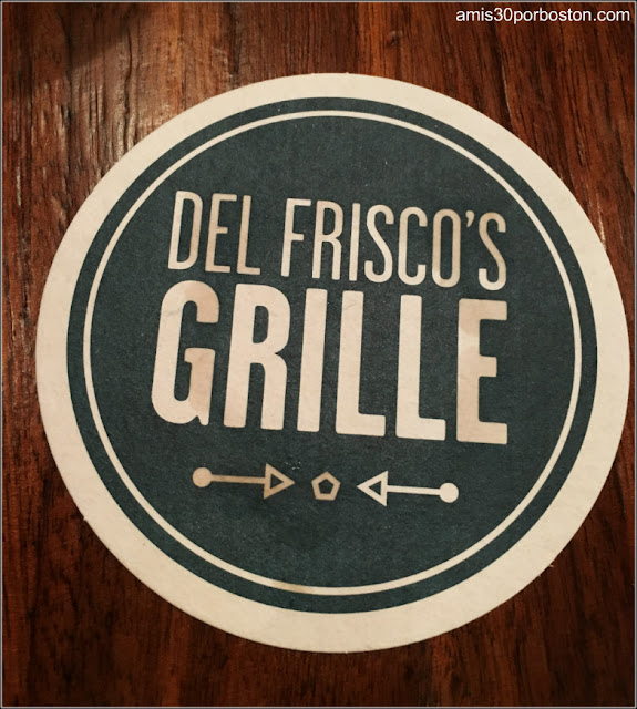 Dine Out Boston Agosto 2016: Del Frisco's Grille Burlington