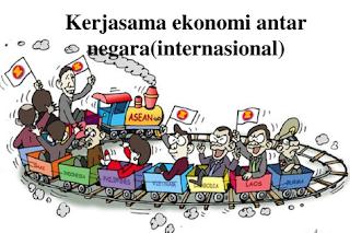 Pengertian kerja Sama Ekonomi Internasional: Bentuk dan Hambatan