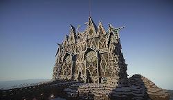 Minecraft : Elven City