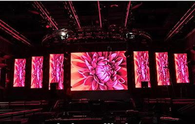 Đơn vị thi công màn hình led p5 indoor tại Thái Nguyên