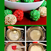 CHRISTMAS RICE crispy TREAT BITES