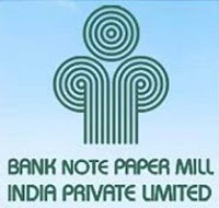 Bank Note Paper Mill Recruitment 2016