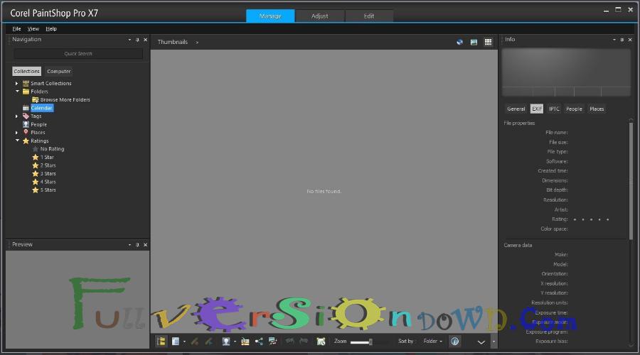 Corel Paintshop Pro X7 v17.4.0.11 Sp4 + Ultimate Pack Full Version