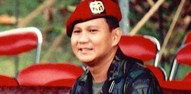 Prabowo Dan Manuver Para Jenderal