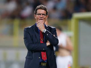 Fabio Capello es el Director Técnico que gana más dinero