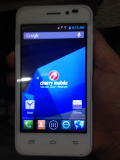 Cherry Mobile FLARE 2.0 Firmware