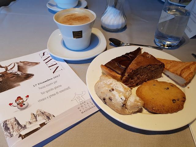 colazione senza glutine hotel villa madonna
