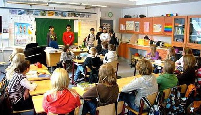 Sekolah 5 Jam Di Finlandia