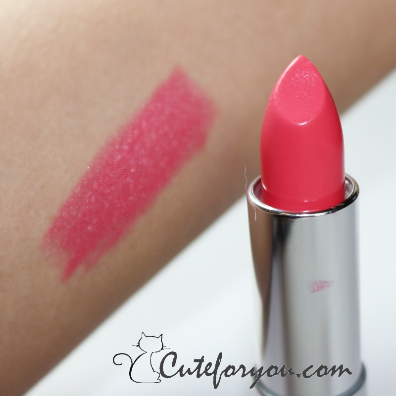 Maybelline Rebel Bloom Lipsticks, coral burst 470, coral burst 470 maybelline, coral lipstick, coral lipstick maybelline, maybelline, coral maybelline labial, coral maybelline argentina, coral batom, coral barra de labios maybelline, beauty blogger argentina, bblogger, blogger, blog de maquillaje, blog de belleza, blog argentino de belleza, cute for you, cute for you karolina luke