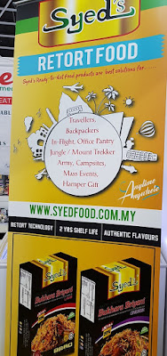 Six generations of Syeds have honed the offerings of Syed Food Industries. Retort packaging is convenient for many applications.