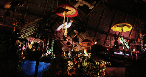 Tiki Room Walt Disney World
