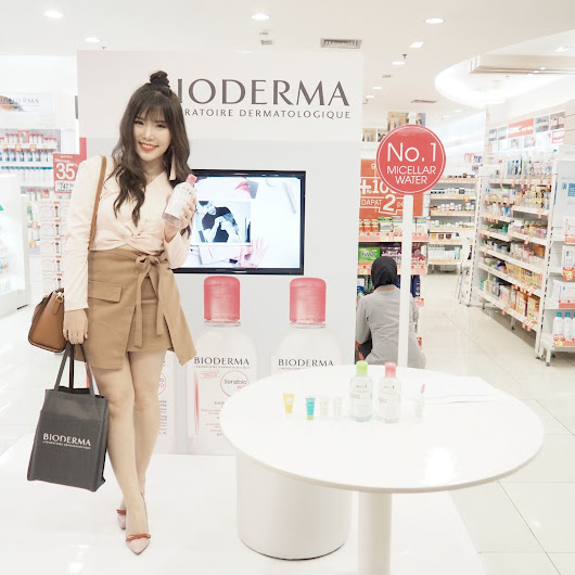 [EVENT] One Fine Day with Bioderma + Mini Review - CHELSHEAFLO