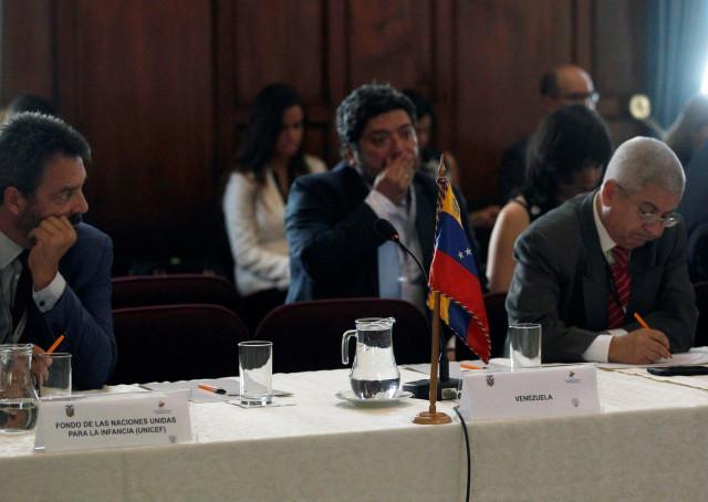 Trece países buscan en Quito acuerdos para afrontar la migración venezolana