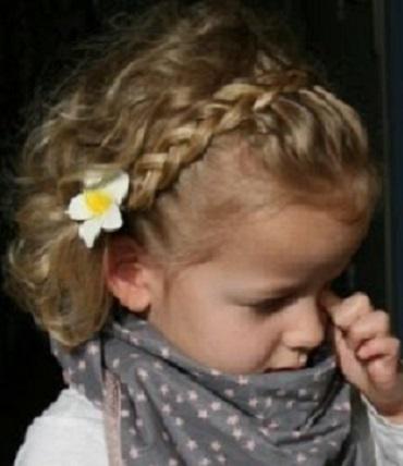 pelo largo polaco pequeña mama