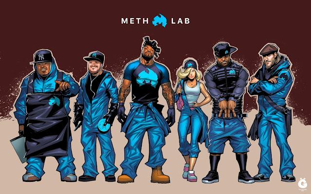 Method Man - Grand Prix (Audio)