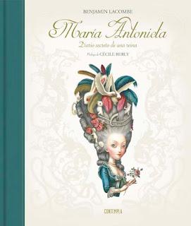 María Antonieta. Diario secreto de una reina