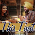 THIS THAT SONG LYRICS – DIL WALI GAL | AMMY VIRK
