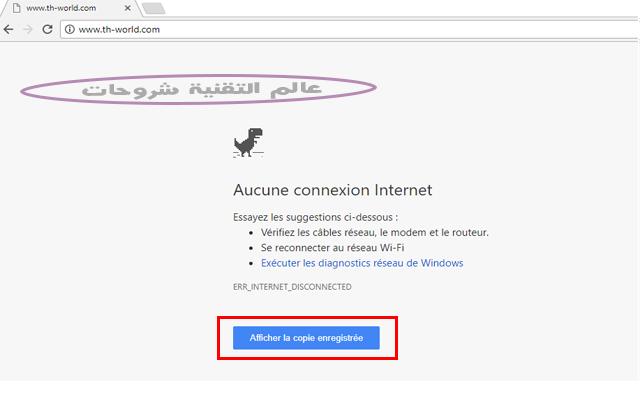 طريقة-تفعيل-ميزة-التصفح-اوفلاين-فى-متصفح-جوجل-كروم-Google-Chrome