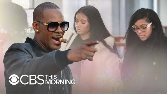 Azriel Clary & Jocelyn Savage defend R. Kelly against Sexual Abuse Charges