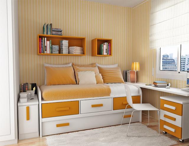 Small Bedroom Makeover Ideas