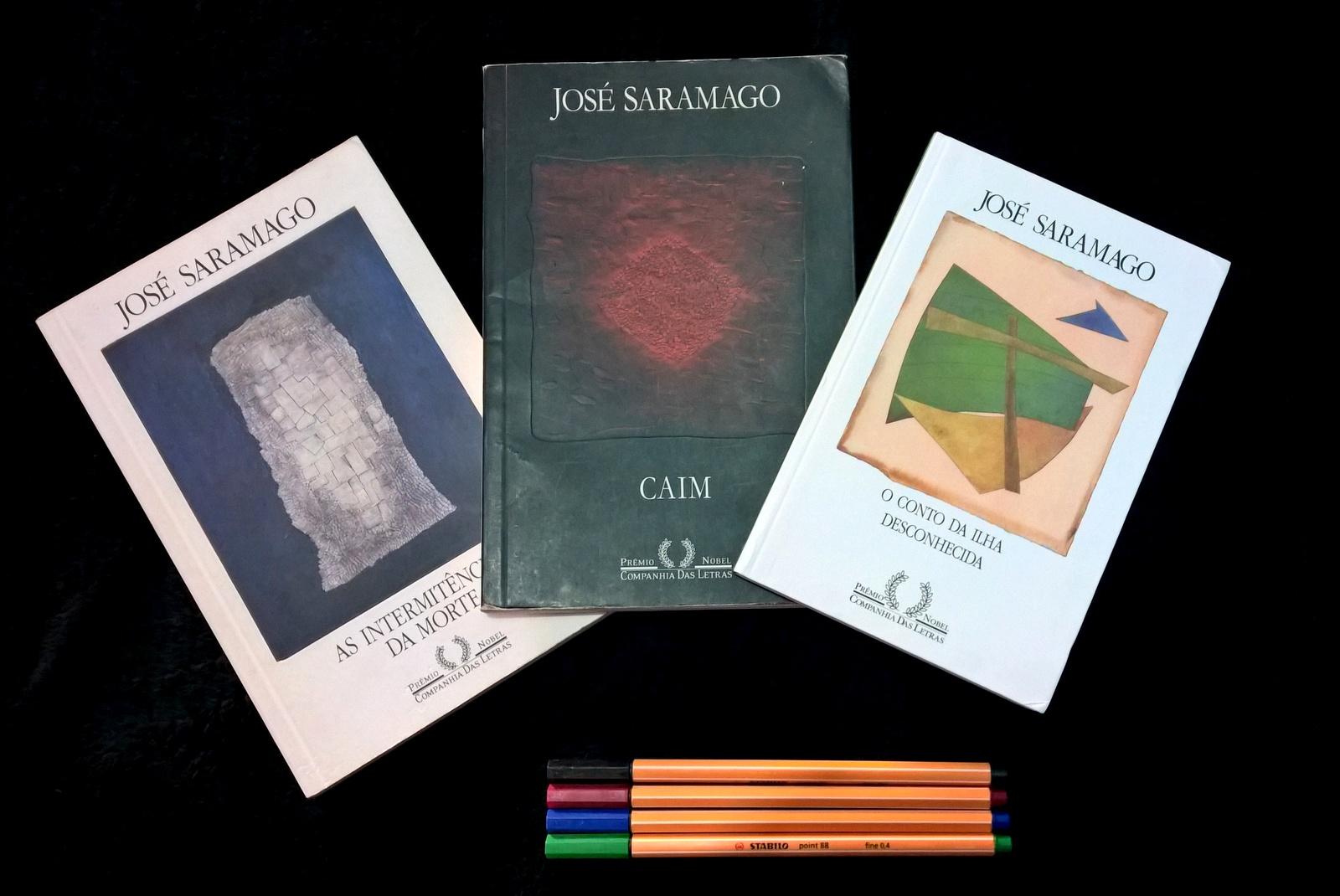 00b9cb3d7 UNIVERSO DOS LEITORES: 3 livros para conhecer José Saramago