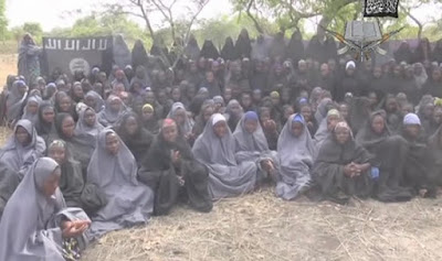 VERY ALARMING! ONE OF THE ABDUCTED CHIBOK SCHOOLGIRLS FOUND WHILE TRYING TO COMMIT SUICIDE BOMBING... READ MORE
