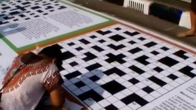 Kisah Pertama Kali Lahirnya Buku teka-Teki Silang di Dunia